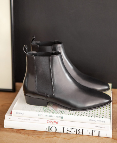 Rivecour - Bottines n°288 Noisette