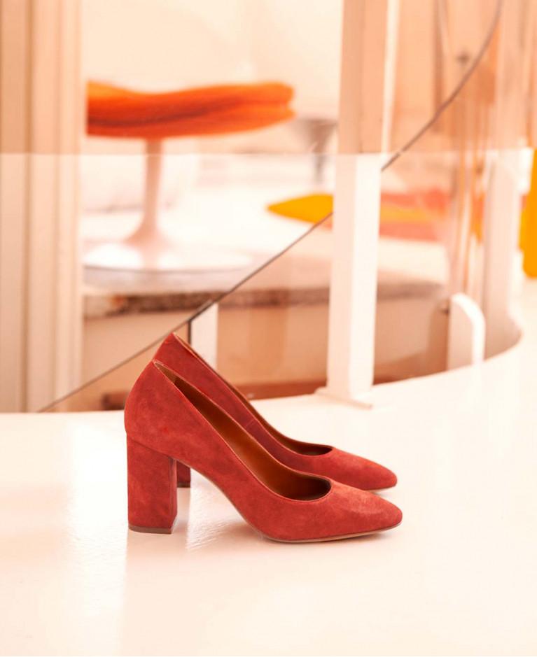 Sandales n°888 Jaune Indien