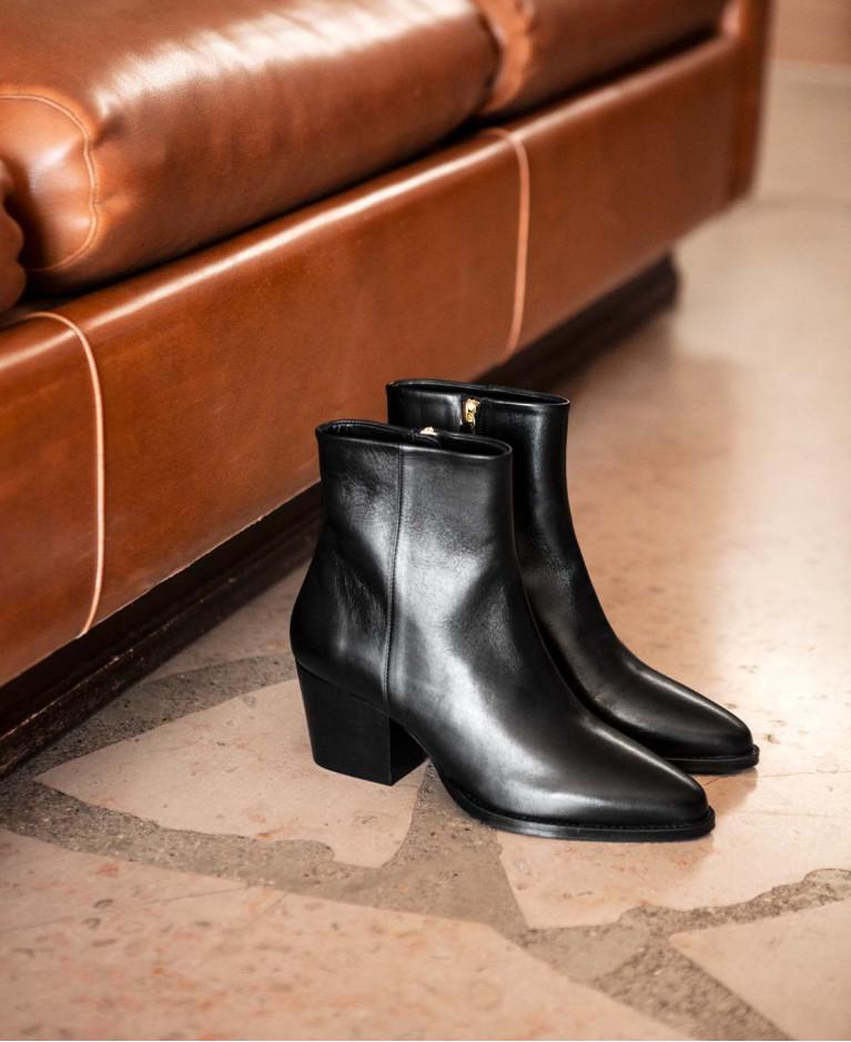 Sandales n°72 Noir