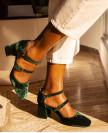 Sandales n°902 Noir (thumbnail) 1