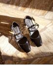 Sandales n°902 Noir (thumbnail) 2