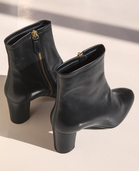 Rivecour - Bottines n°286 Noir